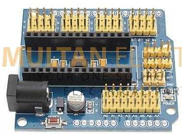 Arduino NANO UNO I/O Extension Shield board