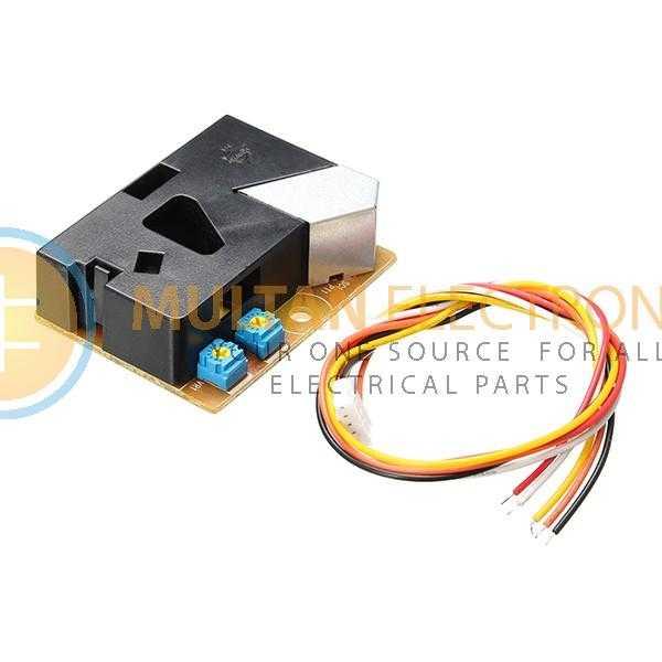 DSM501A Dust Sensor Module