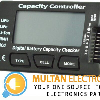 Battery Meter Checker Tester