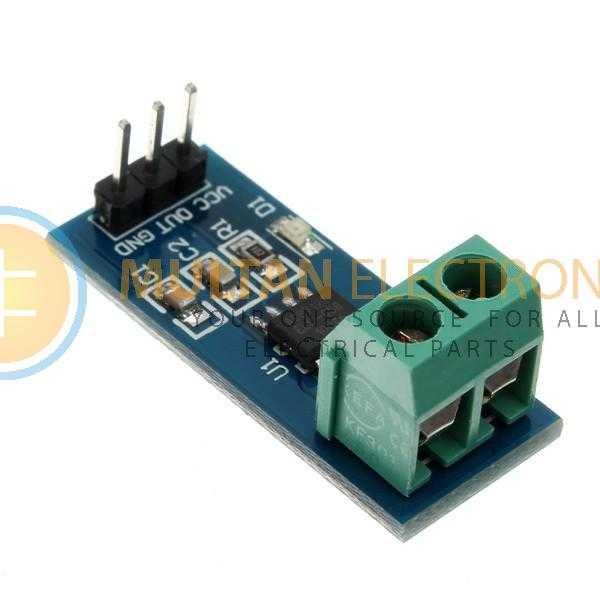 ACS712 CurrentSensorModule