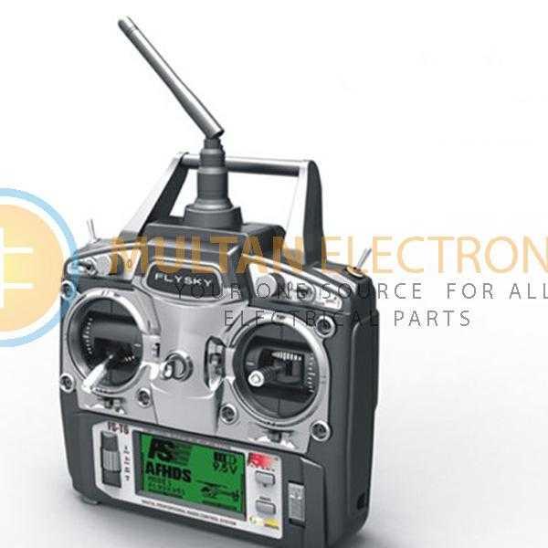 Flysky FS T6 Transmitter