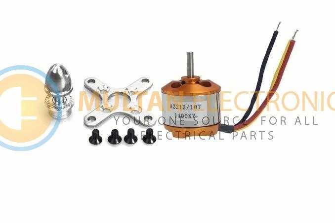 A2212 1400KV Brushless Motor