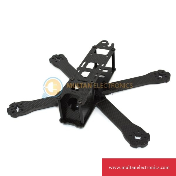 250mm Quadcopter Carbon Frame