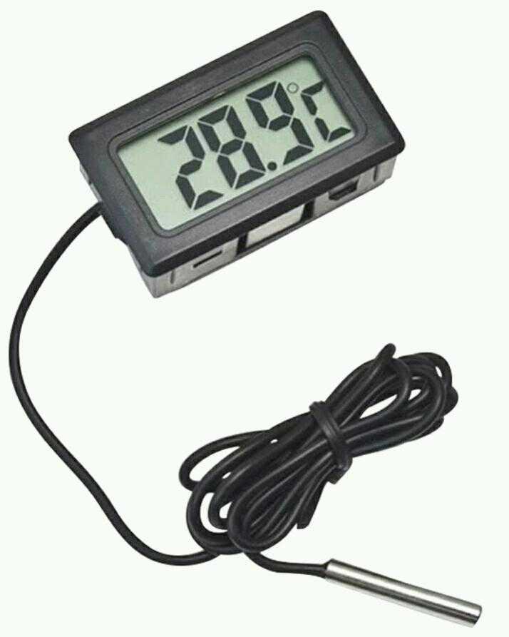 Digital Thermometer Temperature Probe