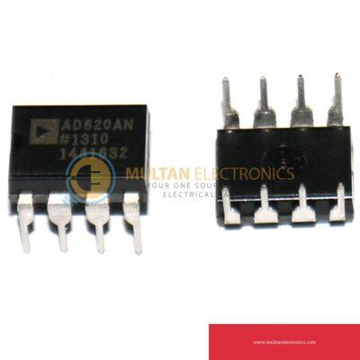 AD620 - Instrumentation Amplifier in Pakistan
