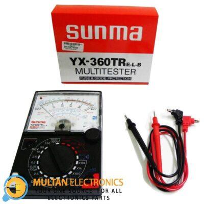 Sunwa Multimeter YX 360TR