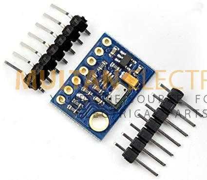 MS5611 Atmospheric Pressure Sensor