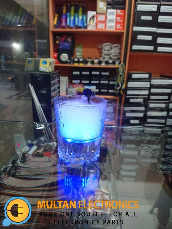 Humidifier Due to Ultrasonic Mist Machine 12 LED with 24V ADAPTER