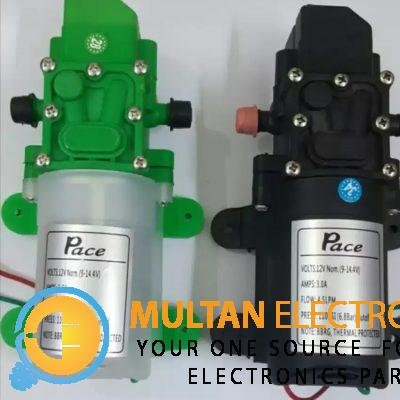 Diaphragm DC Water Pump