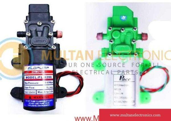 Diaphragm dc Water Pump