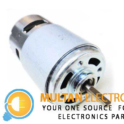 775 High Power High Torque Electric DC Motor 12-24V