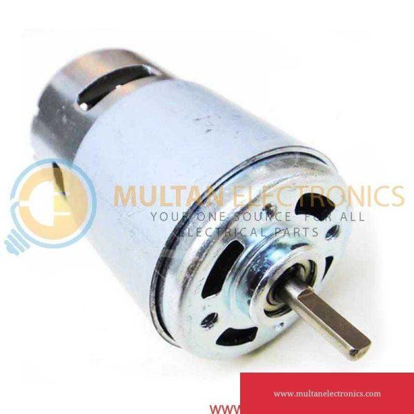 775 High Power High Torque Electric DC Motor 12-24V