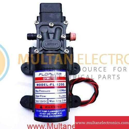 DC775 Motor Diaphragm Pump 12VDC 70W & 60W High Pressure Pump