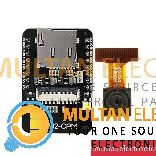 ESP32-CAM - Wi-Fi and Bluetooth Board with OV2640 Camera