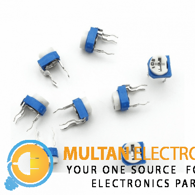Variable Trimmer Potentiometer 5k, 10k, 50k, 100k