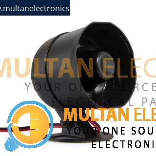 DC 12V Wired Alarm Siren Horn Outdoor