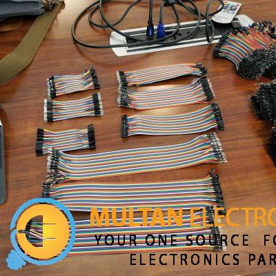Jumper Wires (40 pin) 10cm, 20cm, 30cm