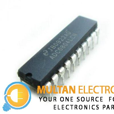 ADC0804 8-bit Digital Converter