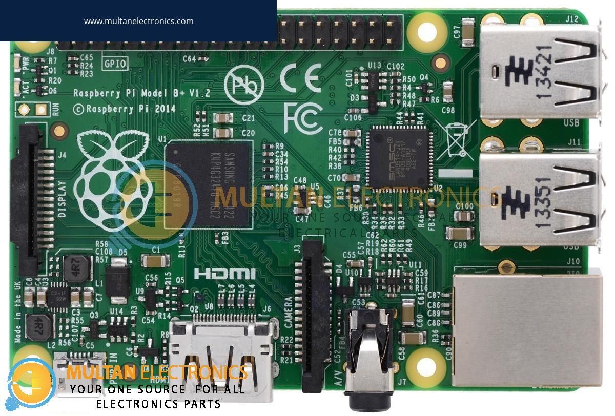 Raspberry Pi Model B+ V1.2