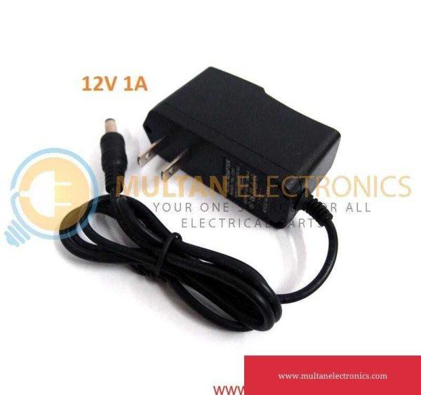 12V 1A Power SUPPLY Adapter