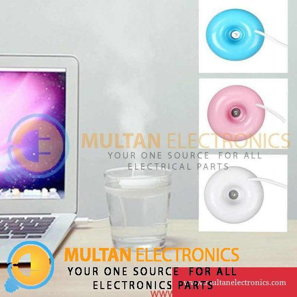 Donut Humidifier Air Purifier 5V USB