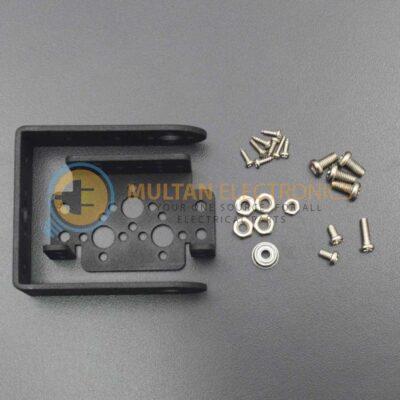 2 DOF Short Pan And Tilt Servo Bracket Sensor Mount Kit