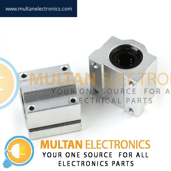 SCS8UU OR SCS10UU 3D Linear Ball Bearing For 3D Printers and CNC
