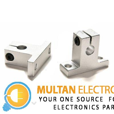 8mm & 10mm Linear Rail Shaft Guide Support Bracket for CNC & 3D Printer
