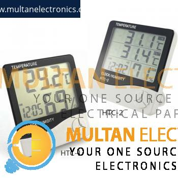 HTC 1 & HTC 2 Hygrometer – Temperature and Humidity Meter