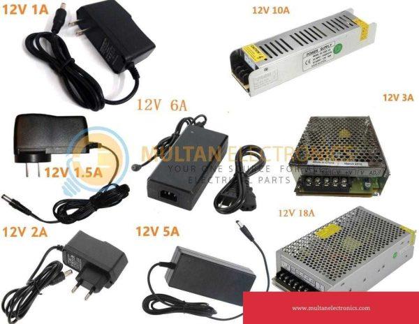 DC power supply 12v