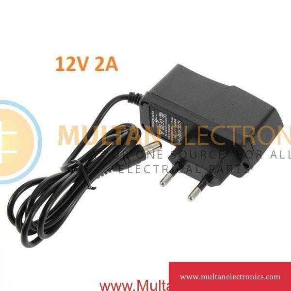 12V 2A Power SUPPLY Adapter
