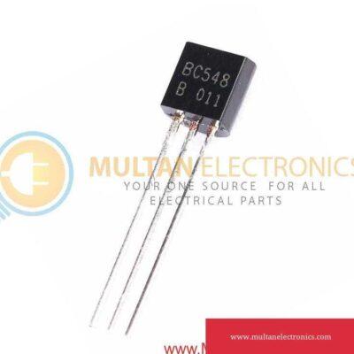 BC548 NPN 30V 0.1A Transistor