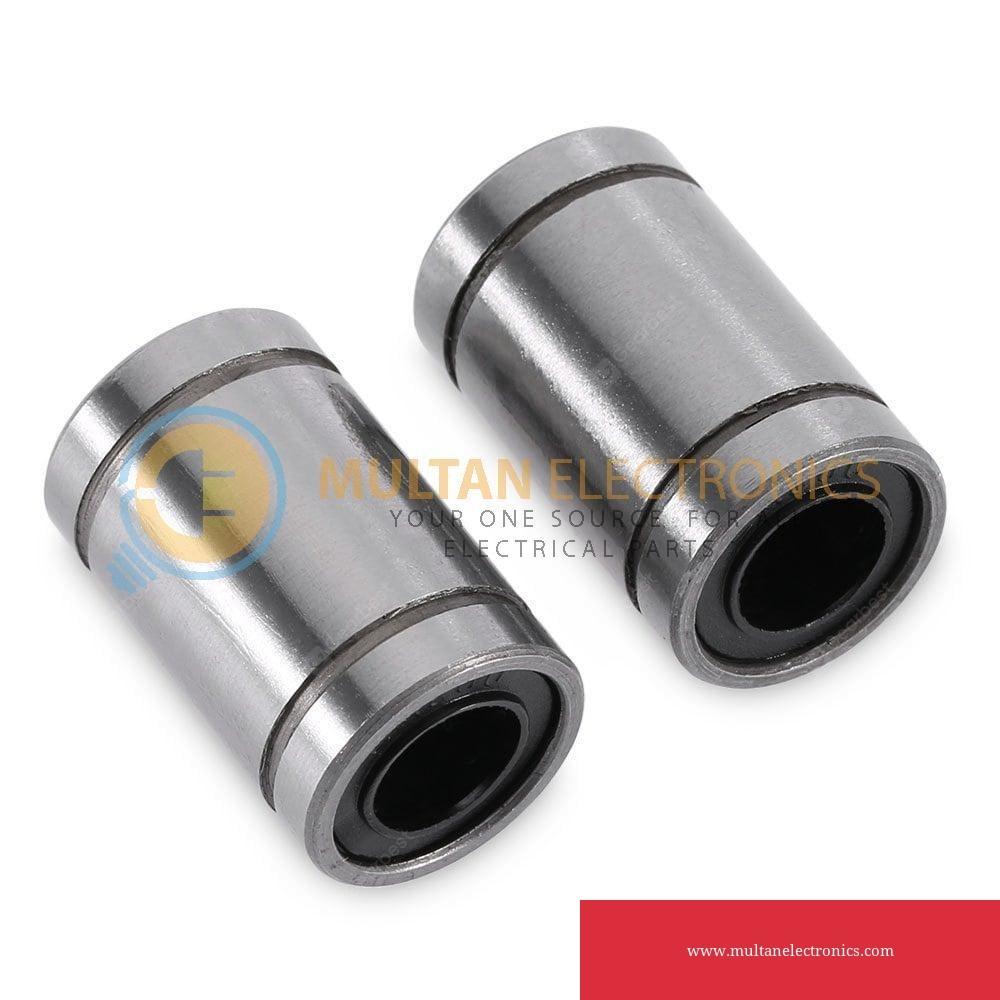 LM8UU 8mm & LM10UU 10mm Linear Ball Bearing Linear Bushing CNC