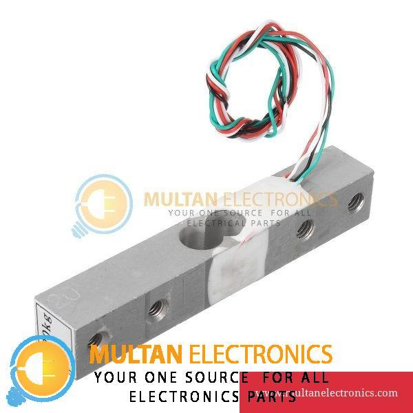 Load Cell 20KG Electronic Aluminum Scale Weight Sensor