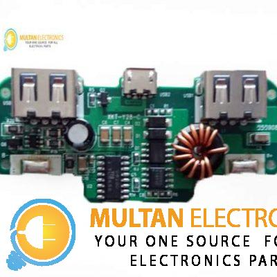5V 2A Power Bank Charger Module Charging Circuit Board Power Supply