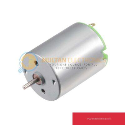 Small Motor DC 12V 6000 RPM High Speed Motor for DIY Hobby