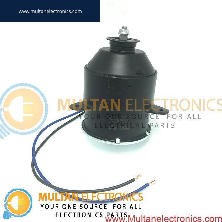 Electric dc flat baleno motor