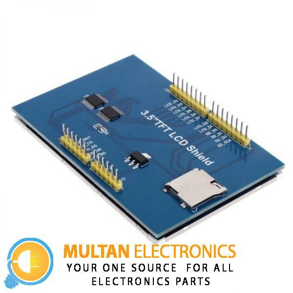 3.5 Inch TFT Color Display Screen Module 320 X 480 Support Arduino Mega2560