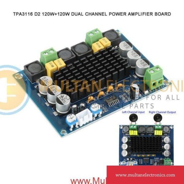Dual TPA3116 2.1 Digital Audio Amplifier Board TPA31