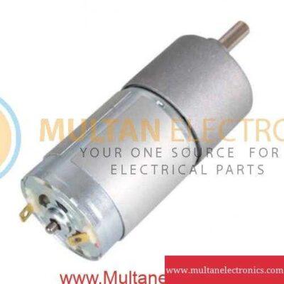 12 Volt DC Gear Motor