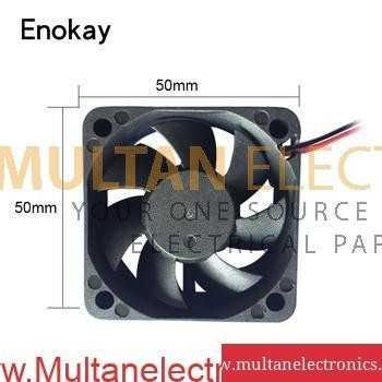 2 inch 12V DC Fan
