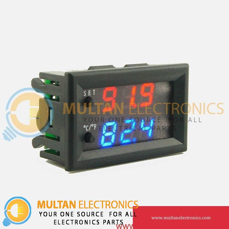 Mini W2809 W1209WK Microcomputer Thermostat Regulator DC 12V 20A Temperature Controller