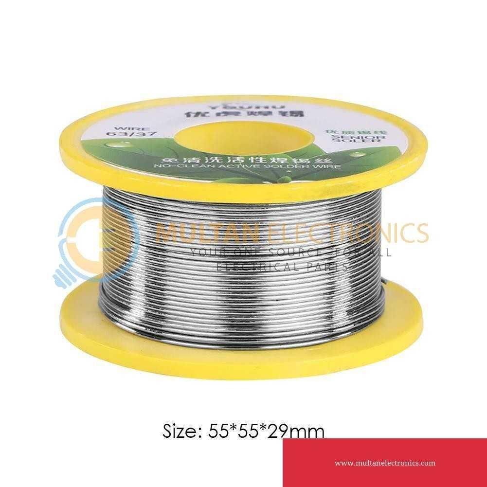 50g/roll Rosin Core Soldering Tin Wire Flux Reel Line Solder Welding Wires BEST