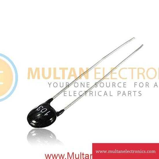 Ntc 103 Thermistor Temperature Sensor Resistor 10K