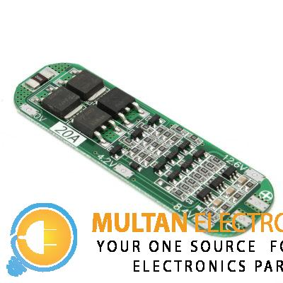 BMS Protection Board 12.6V Cell
