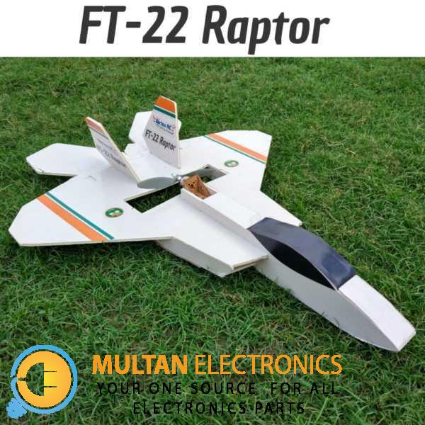 Aircraft F-22 Raptor FPV