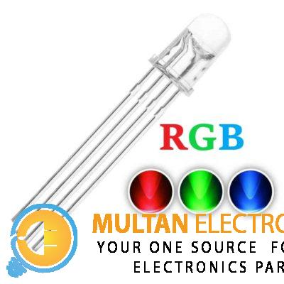 5mm RGB LED Light Emitting Diodes