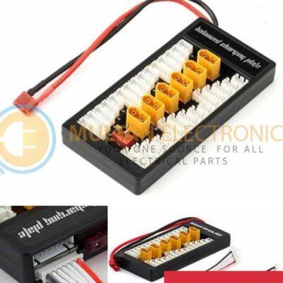 XT60 Parallel Balanced Charging Board