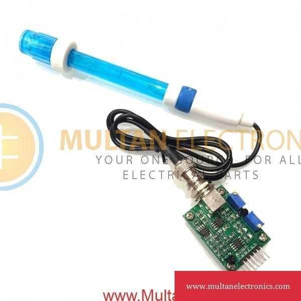 SEN0161 Gravity pH Sensor