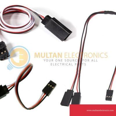 ESC Servo Extension Cable 15cm, 30cm & Y Type 30cm